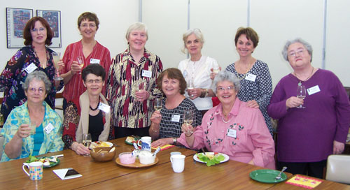Jane Austen club celebrates her birthday 2009